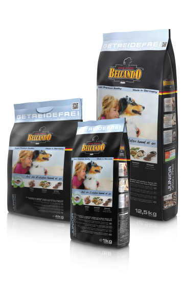 BELCANDO® JUNIOR GRAIN-FREE