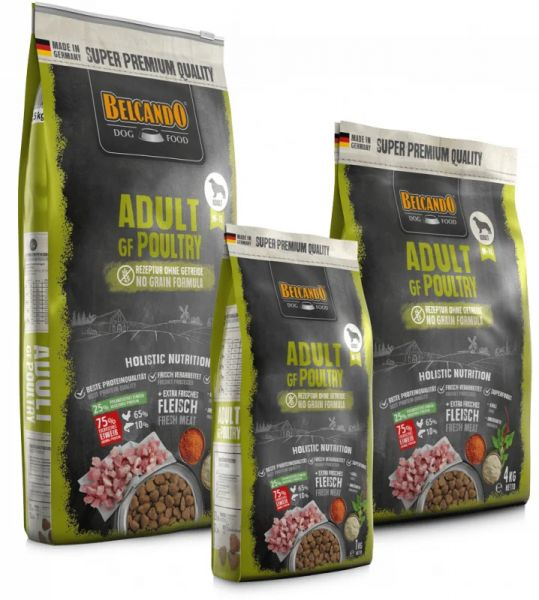 BELCANDO® ADULT GRAIN-FREE Poultry